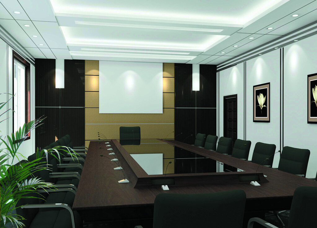 modern conference room table ideas - Conference Room Design Ideas